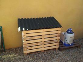 Rangement pour bois exterieur maison design for Rangement pour bois exterieur