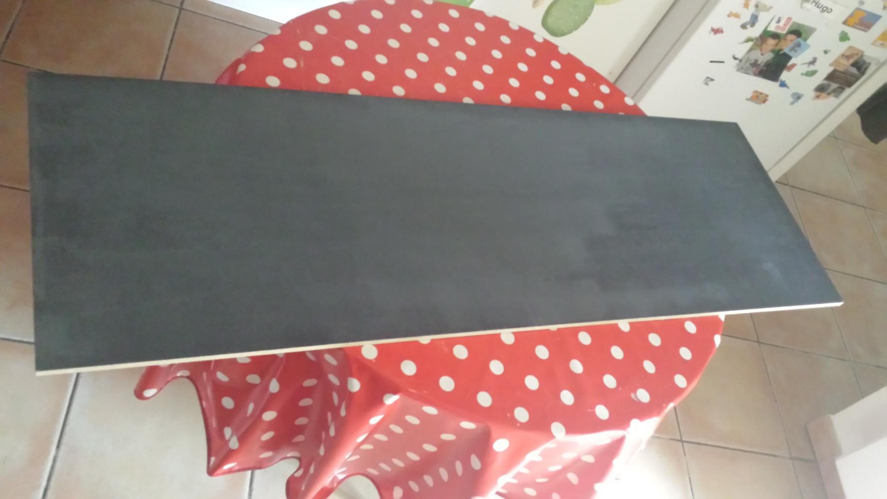 comment fabriquer un cadre en bois vieilli palettes co. Black Bedroom Furniture Sets. Home Design Ideas