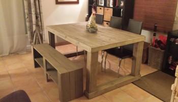 table-banc