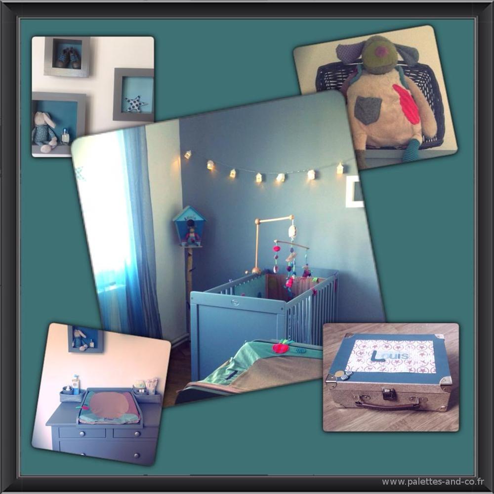 cr er une d coration nuage pour une chambre enfant. Black Bedroom Furniture Sets. Home Design Ideas