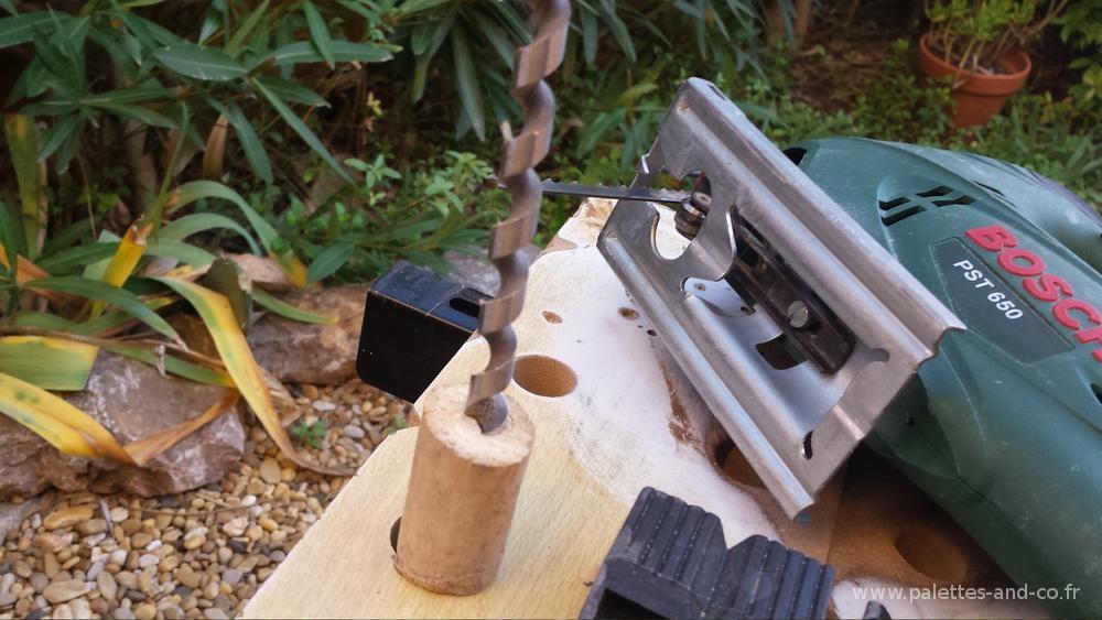 Comment créer un sapin de No u00ebl en bois flottés? Palettes& Co # Comment Travailler Le Bois Flotté